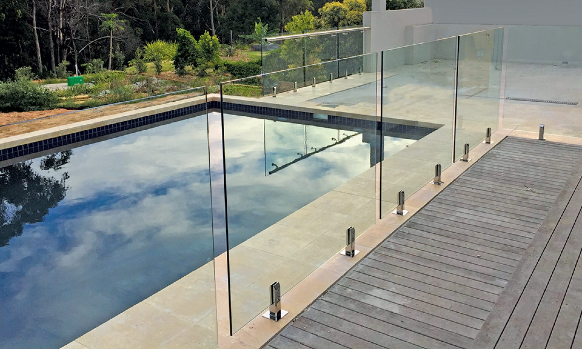 Sunshine Coast Glass Pool Fencing Installations Professionally Installed Glass Pool Fences To Exquisitely Complement Your Swimming Pool